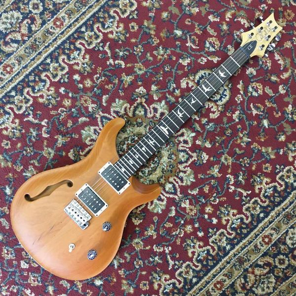 PRS CE24 Semi-Hollow Reclaimed Wood